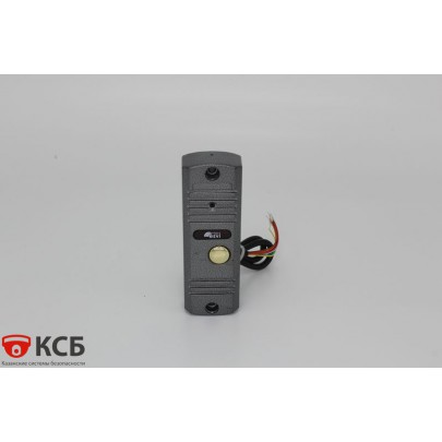 Вызывная панель EVJ-BC6 (s) к видеодомофону, 600ТВЛ (серебро)