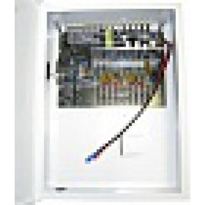 Бесперебойный блок питания EVK-1209-10M  9 канальный,12В, 10А