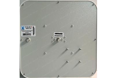 Антенна панельная PETRA BB 75 MIMO 2x2 (1800/3G/4G), усиление 14дБ, 2*F-female