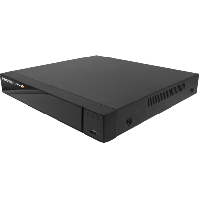 Видеорегистратор гибридный 5 в 1, AHD PX-HCB1631A(BV) 16 каналов 5.0Мп*6к/с, 2HDD, H.265