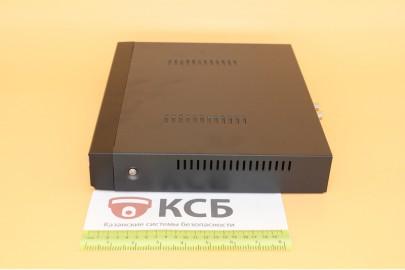 Видеорегистратор гибридный 5 в 1, AHD EVD-6108GLR-1  8 каналов, 4Мп*8к/с, 1HDD