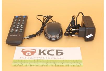 Видеорегистратор гибридный 5 в 1, AHD EVD-6104HLX-1  4 канала 1080P*15к/с, 1HDD