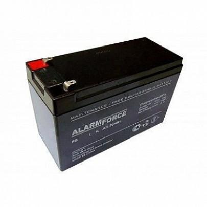 Аккумуляторная батарея FB 4,5-12 12В, 4.5А*ч, Alarm Force