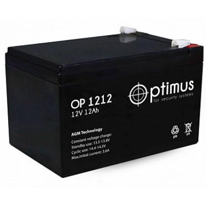 Аккумуляторная батарея OP 12-12 12В, 12А*ч