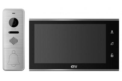 """Комплект видеодомофона AHD CTV-DP4705AHD с экраном 7"""" TFT IPS LCD,  Full HD"""