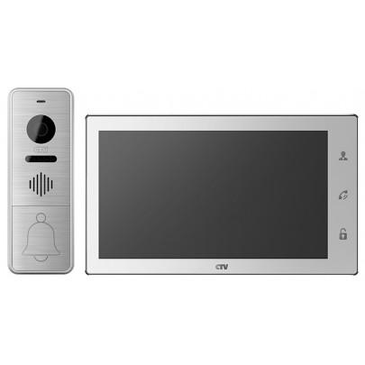 """Комплект видеодомофона AHD CTV-DP4706AHD с экраном 7"""" Touch Screen,  Full HD"""
