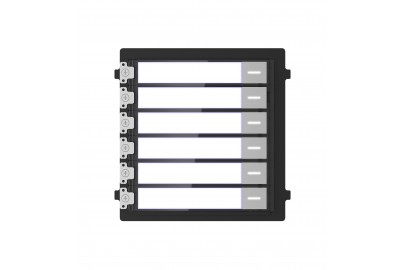 CTV-IP-U6NT Суб-модуль на 6 абонентов с подсветкой