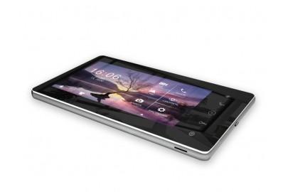 Видеодомофон цветной JVS SKALLY HD WiFi черный/белый на две вызывные панели, wi-fi P2P, Full HD, microSD