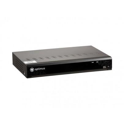 Видеорегистратор IP Optimus NVR-8041 4 потока 8Мп , 1HDD