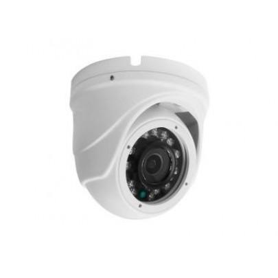 Уличная купольная IP видеокамера EL IDm2.1(3.6)A_H.265 2.1Мп(1920х1080), f=3,6мм, аудио вход