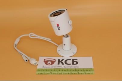 Уличная IP видеокамера EVC-BH30-S10 1.0 Mpx, f=2.8мм