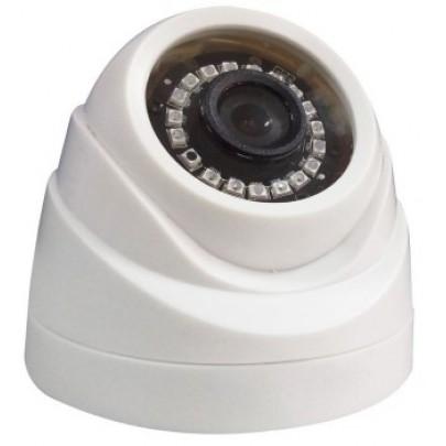 "Внутренняя купольная IP видеокамера KSB-PC-D2.0   2.0Мп, f=3.6мм серия ""просто камера"""