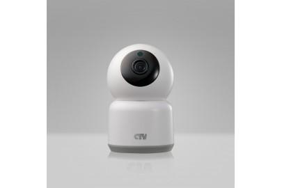 Компактная поворотная WIFI Камера CTV-HomeCam Wi-Fi видеокамера