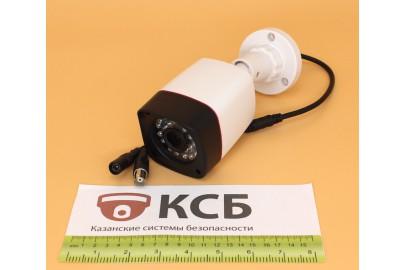Уличная цилиндрическая AHD камера, AHD-B1.0  720p, f=3.6мм