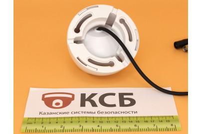 Купольная, внутренняя AHD камера AHD-D1.0 , 1 Mpx 720p, f=3.6мм
