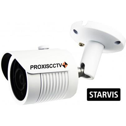 Цилиндрическая уличная видеокамера PX-AHD-BH30-H20FSH 2Mpx , 1080p, f=2.8мм  SONY Starvis