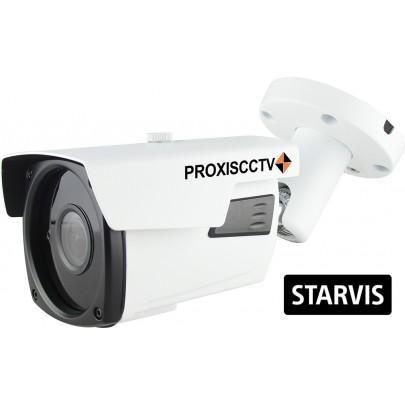 Вариофокальная уличная купольная AHD  видеокамера EVL-BP60-H21F 2Mpx  1080p, f=2.8-12мм