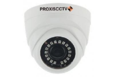 Купольная AHD  видеокамера PX-AHD-DL-H20FS 2Mpx 1080p, f=3.6мм