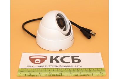 Купольная AHD  видеокамера PX-AHD-DL-H20FS 2 Mpx 1080p, f=3.6мм