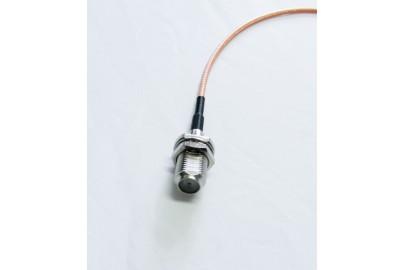 Антенный адаптер (пигтейл) для 3G/4G USB модемов ZTE (F-female - TS9)
