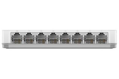 Коммутатор D-Link DES-1008C/A1* 8x100Mb неуправляемый