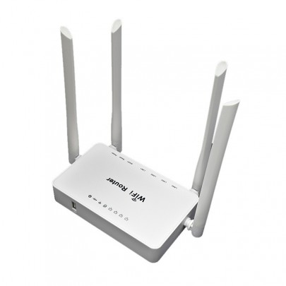 Wi-Fi Роутер ZBT (11N-11G) с площадью покрытия до 200 кв.м.