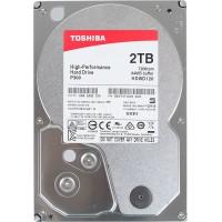 TOSHIBA 2TB внутренний жесткий диск