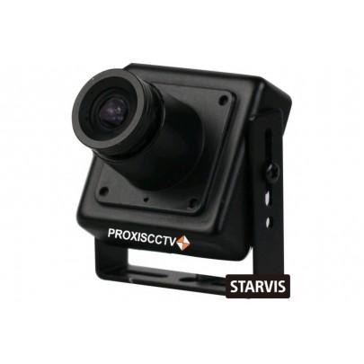 Миниатюрная AHD видеокамера EVL-HH-F21 2Mpx, 1080p, f=3.6мм